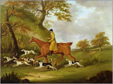 Gallery print  Huntsman and Hounds - John Nott Sartorius
