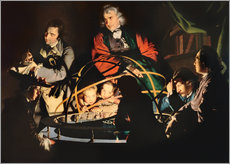 Gallery print  The Orrery - Joseph Wright of Derby
