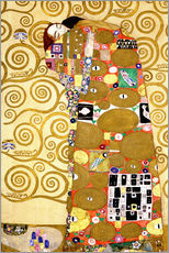 Wall sticker  The tree of life (fulfilment) - Gustav Klimt