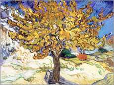Wall sticker  Mulberry Tree - Vincent van Gogh