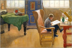 Wall sticker  Document - Carl Larsson