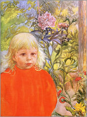 Wall sticker  Bo Carl Larsson - Carl Larsson