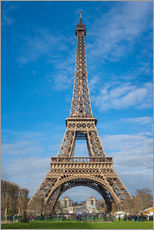 Gallery print  The Eiffel Tower, Paris - FineArt Panorama