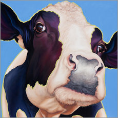 Wall sticker cow Alia