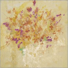 Gallery print  floral - Christin Lamade