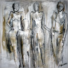Gallery print  women - Christin Lamade