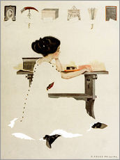 Gallery print  Know all men by these presents - Clarence Coles Phillips