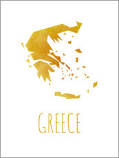 Wall sticker  Greece - Stephanie Wittenburg