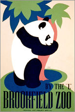 Wall sticker  Brookfield Zoo - Advertising Collection