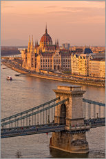 Gallery print  Budapest late afternoon - Fine Art Images