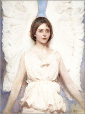 Wall sticker  Angel - Abbott Thayer