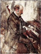 Gallery print  The Pianist - Giovanni Boldini