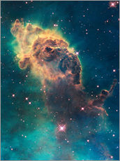 Wall sticker  Carina Nebula Pillar - NASA