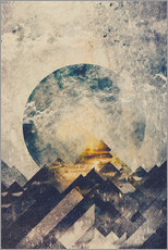 Gallery print  One mountain at a time - HappyMelvin