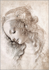 Wall sticker Study of Mary Magdalene