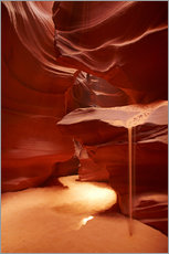 Wall sticker  Upper Antelope Canyon - David Wall