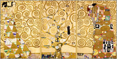 Gallery print  The tree of life (Detail) - Gustav Klimt
