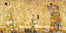 Wall sticker  The Tree of Life (Complete) - Gustav Klimt