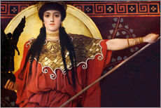 Gallery print  Ancient Greece (Athena) - Gustav Klimt