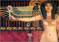 Wall sticker  Ancient Egypt (Isis) - Gustav Klimt