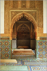 Wall sticker  Saadian Tombs in Medina - Jochen Schlenker