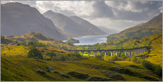 Wall sticker  Glenfinnan Railway Viaduct - Alan Copson