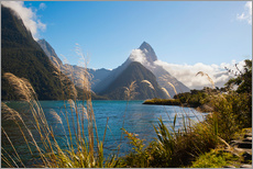 Gallery print  Mitre Peak, Milford Sound - Matthew Williams-Ellis