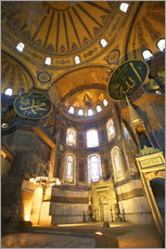 Wall sticker  Hagia Sophia - Neil Farrin