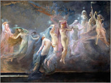 Gallery print  The Morning Stars (Les Etoiles du Matin) - Sarah Paxton Ball Dodson