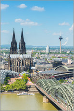 Gallery print  Cologne Cathedral (Cathedral of St. Peter) - rclassen