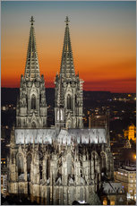 Gallery print  cathedral of cologne - rclassen