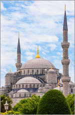 Gallery print  Blue Mosque Istanbul - Jan Schuler