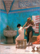 Wall sticker  The Bath - Jean Leon Gerome