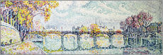 Gallery print  The Pont des Arts - Paul Signac