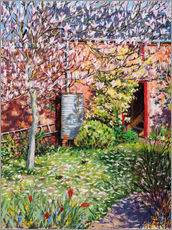 Gallery print  Under the Magnolia - Tilly Willis