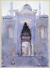 Wall sticker  Gateway to The Blue Mosque - Lucy Willis