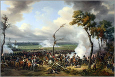 Wall sticker Battle of Hanau, 1813