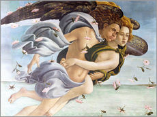 Wall sticker  Birth of Venus, Angels - Sandro Botticelli