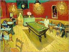 Gallery print  Night Cafe in Arles - Vincent van Gogh