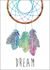 Gallery print  Dreamcatcher - GreenNest