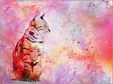Wall Stickers  Cat - Andrea Haase
