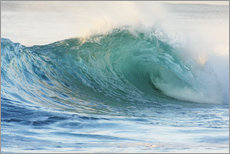 Wall Stickers  Shining wave - Vince Cavataio