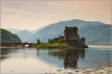 Wall Stickers  Eilean Donan Castle, Scotland - Circumnavigation