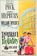Gallery print  Roman Holiday