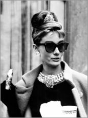 Wall sticker  Breakfast at Tiffany's