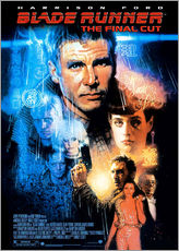 Wall sticker  Blade Runner - Entertainment Collection