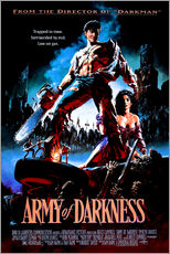 Gallery print  Army of Darkness - Entertainment Collection