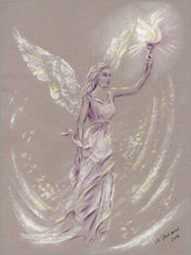 Gallery print  Angel of Hope - Marita Zacharias