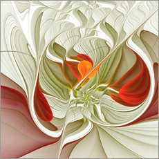 Gallery print  Fractal Bring Color Into Your Life - gabiw Art