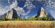 Gallery print  Yosemite Valley - El Capitan - Michael Rucker